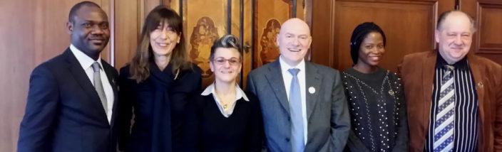 Conferenza stampa POBIC agli Spedali Civili di Brescia