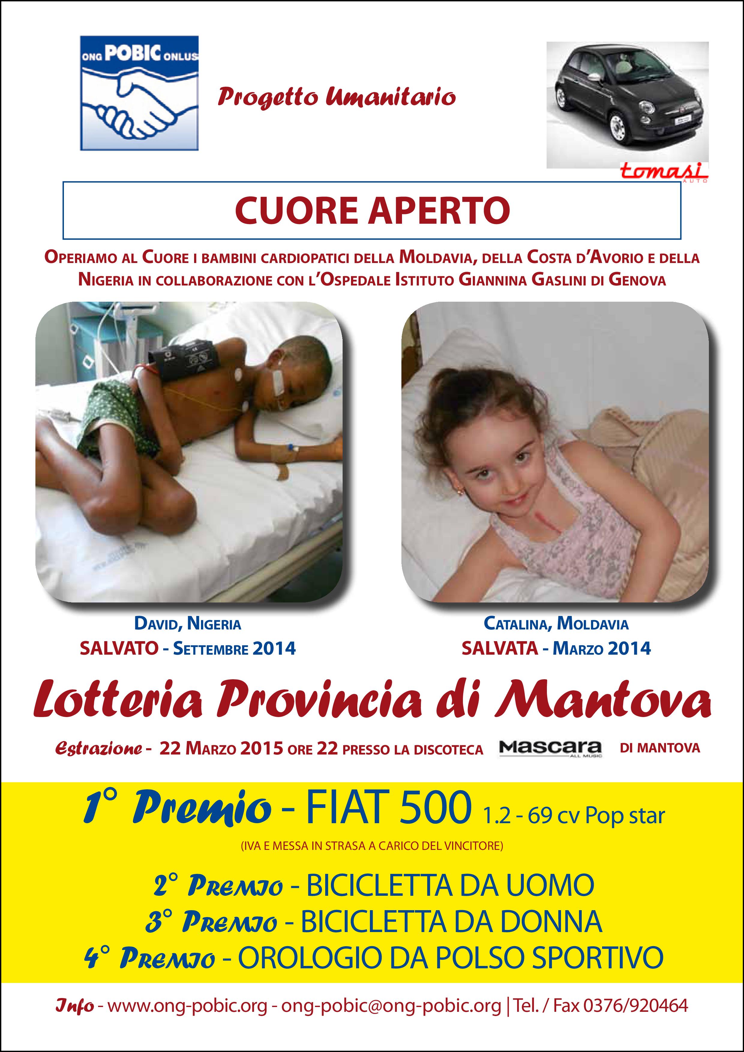 VOL. A4 Lotteria ONG-POBIC 2015